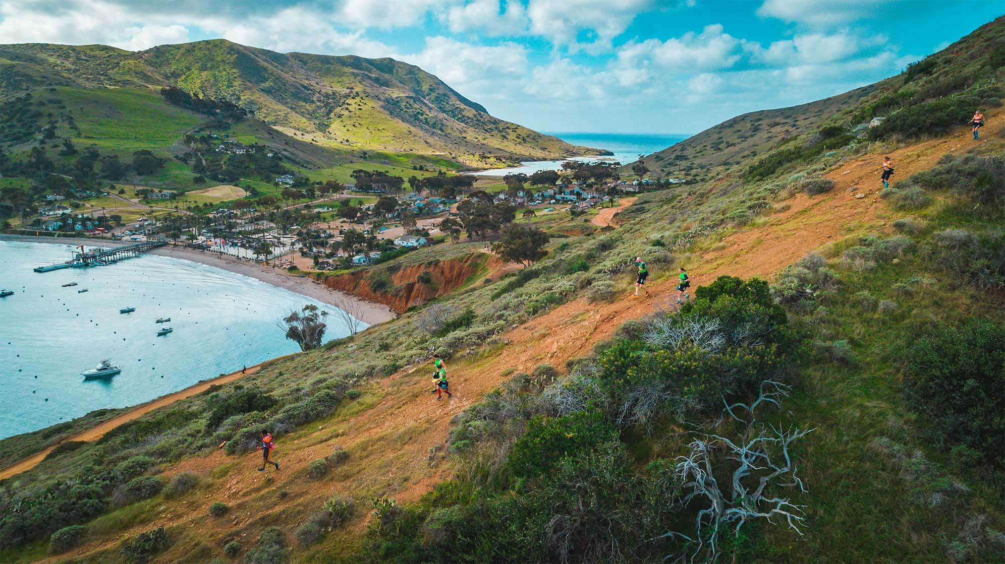 ötillö Swimrun Catalina